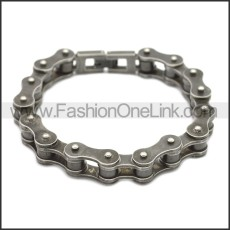Stainless Steel Bracelet b009875A