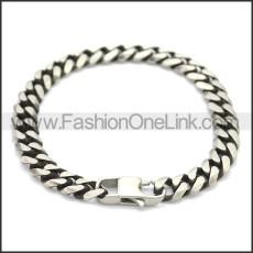 Stainless Steel Bracelet b009914S