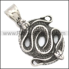 Stainless Steel Pendant p010709AS
