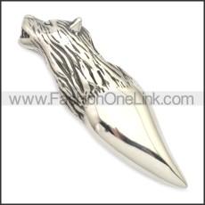Stainless Steel Pendant p010714SA