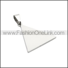 Stainless Steel Pendant p010771S