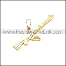 Stainless Steel Pendant p010764GS