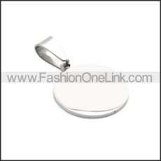 Stainless Steel Pendant p010772S2