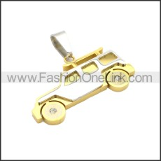 Stainless Steel Pendant p010763GS