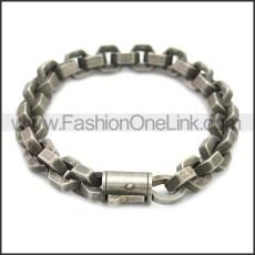 Stainless Steel Bracelet b009939A