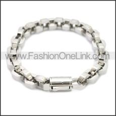 Stainless Steel Bracelet b009939S