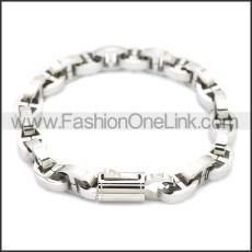 Stainless Steel Bracelet b009930S