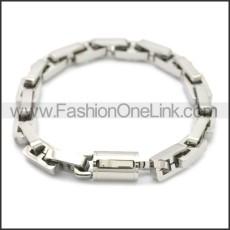 Stainless Steel Bracelet b009928S