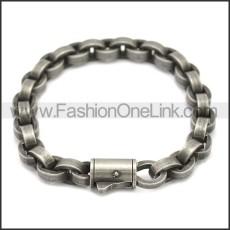 Stainless Steel Bracelet b009938A