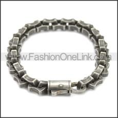 Stainless Steel Bracelet b009940A