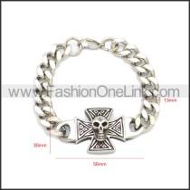 Stainless Steel Bracelet b009975S