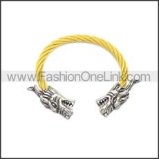 Stainless Steel Bracelet b009980G