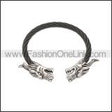 Stainless Steel Bracelet b009980H