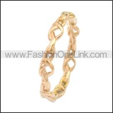 Stainless Steel Ring r008724R