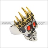 Stainless Steel Ring r008734SG2