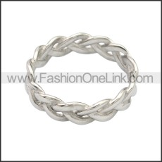 Stainless Steel Ring r008722S1