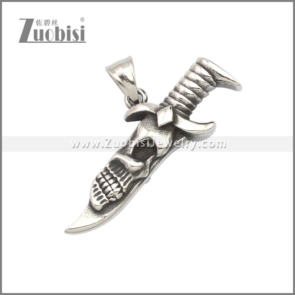 Stainless Steel Pendant p010903SA