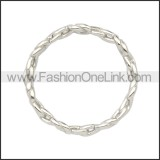 Stainless Steel Ring r008724S