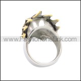 Stainless Steel Ring r008700SG1