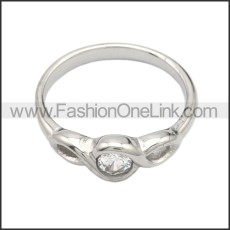 Stainless Steel Ring r008728S