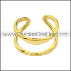 Stainless Steel Ring r008721G