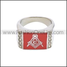 Stainless Steel Ring r008642SR