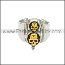 Stainless Steel Ring r008639SAG