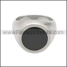 Stainless Steel Ring r008668SH