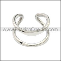 Stainless Steel Ring r008721S