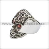 Stainless Steel Ring r008701SA
