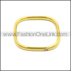 Stainless Steel Ring r008702G
