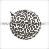 Stainless Steel Pendant p010882AG