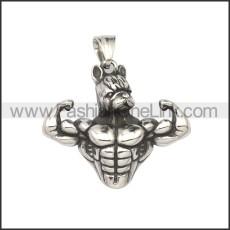 Stainless Steel Pendant p010899SA