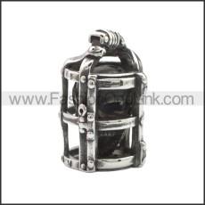 Stainless Steel Pendant p010887SAH