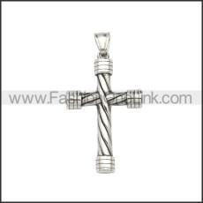 Stainless Steel Pendant p010863SA