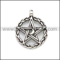 Stainless Steel Pendant p010853SA