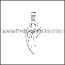 Stainless Steel Pendant p010844S