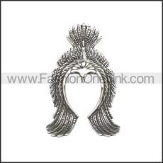 Stainless Steel Pendant p010883SA