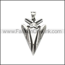 Stainless Steel Pendant p010854SA