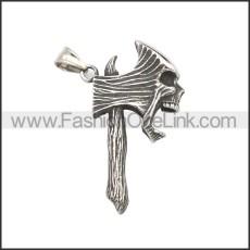 Stainless Steel Pendant p010902SA