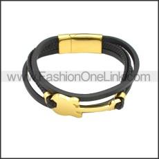Stainless Steel Bracelet b010029HG