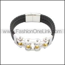 Stainless Steel Bracelet b010031HS