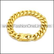 Stainless Steel Bracelet b010033G2