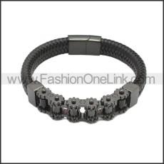 Stainless Steel Bracelet b010008H