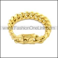 Stainless Steel Bracelet b010033G1