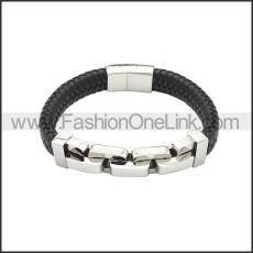 Stainless Steel Bracelet b010002HS1