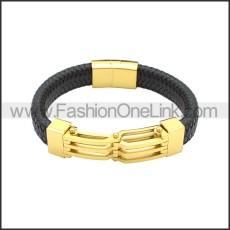 Stainless Steel Bracelet b010012HG