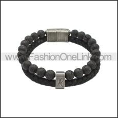 Stainless Steel Bracelet b010018HA