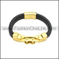 Stainless Steel Bracelet b010027HG