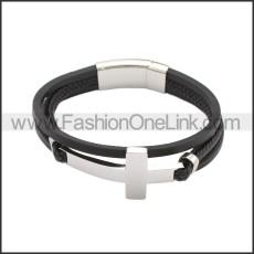 Stainless Steel Bracelet b010028HS